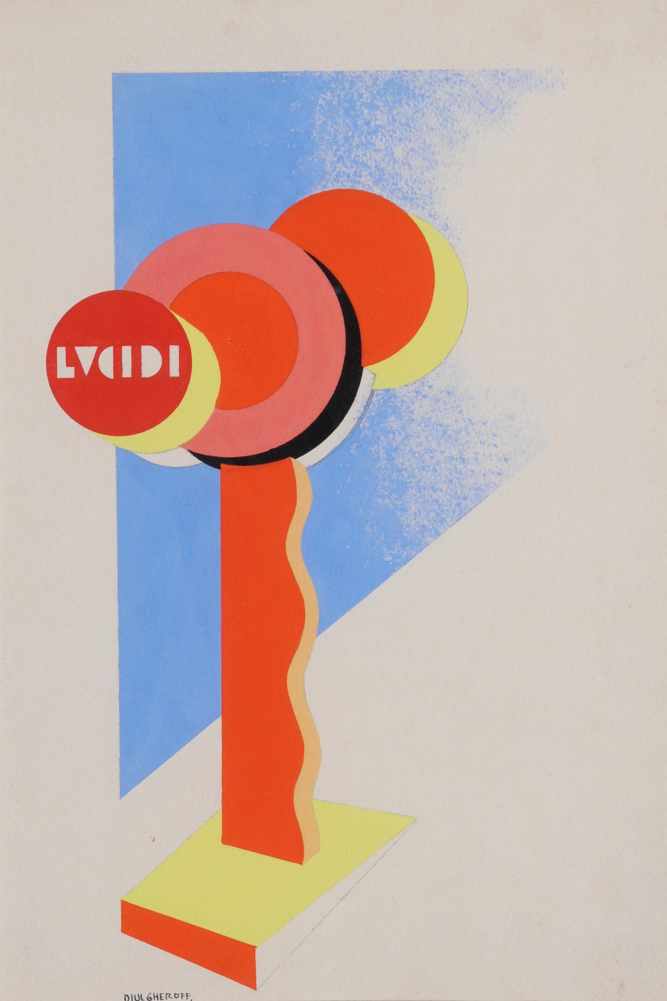 Diulgheroff Nicolay, Composition