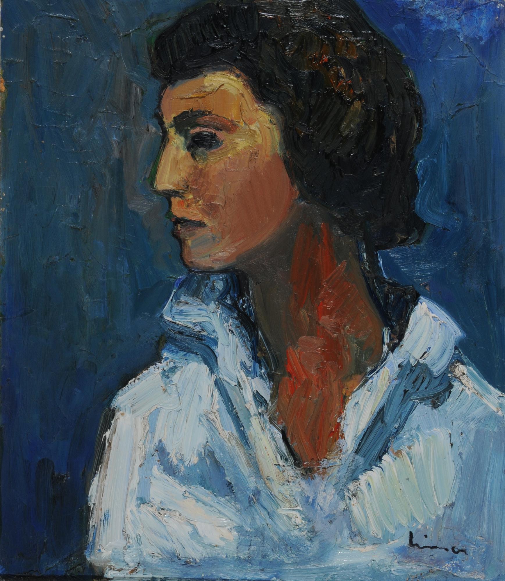 Liner Carl, Portrait Maria
