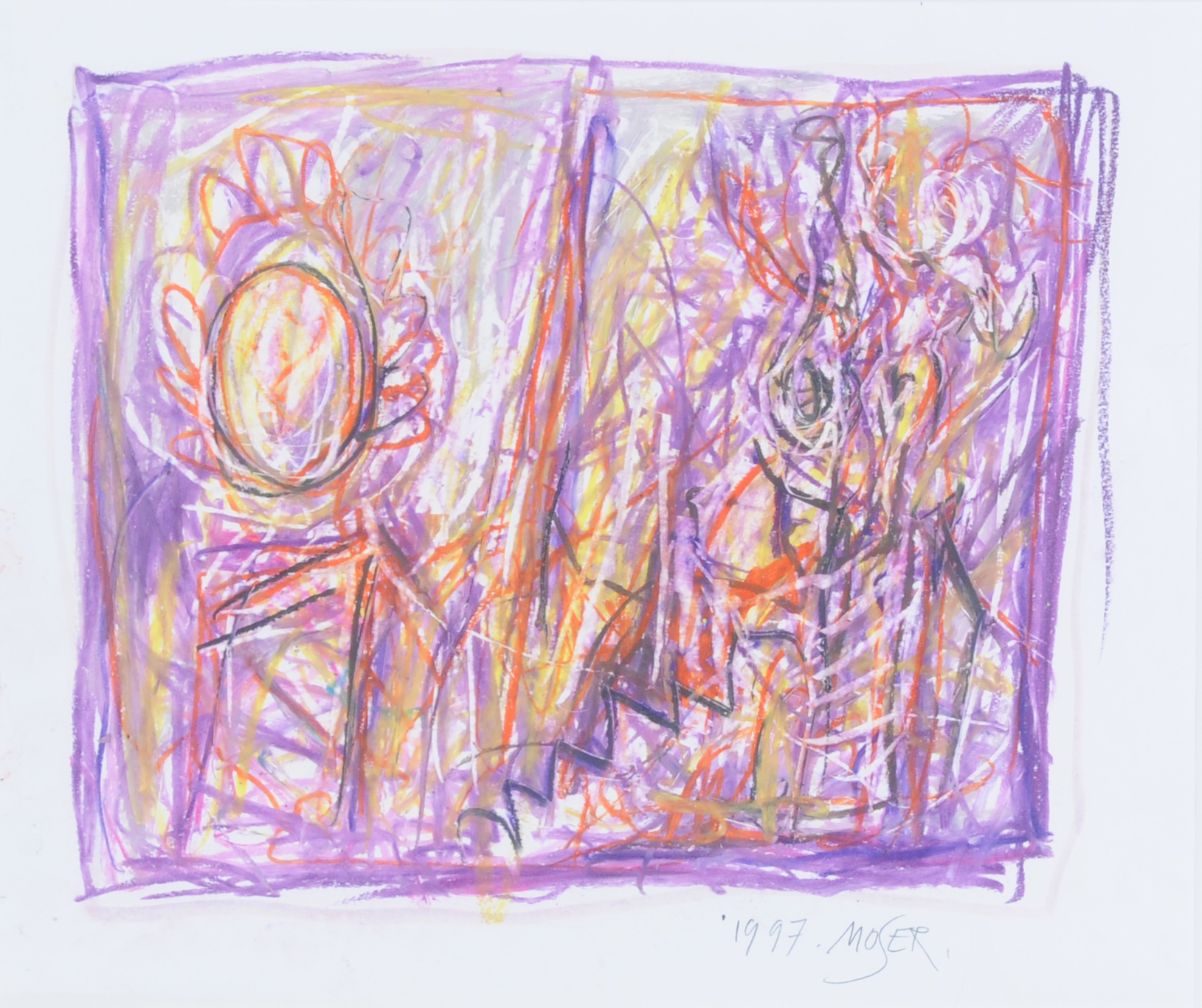 Moser Wilfrid, Untitled