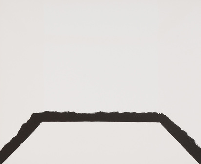 Folder. Perspektive, optische Täuschung und malerischer Raum