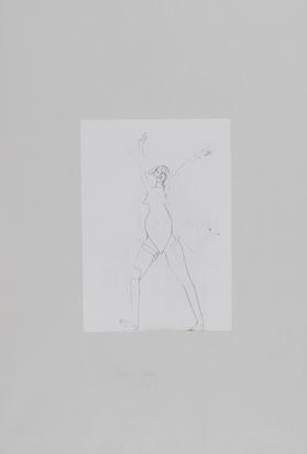 "Untitled (Girl), from ""Zirkulationszeit"""
