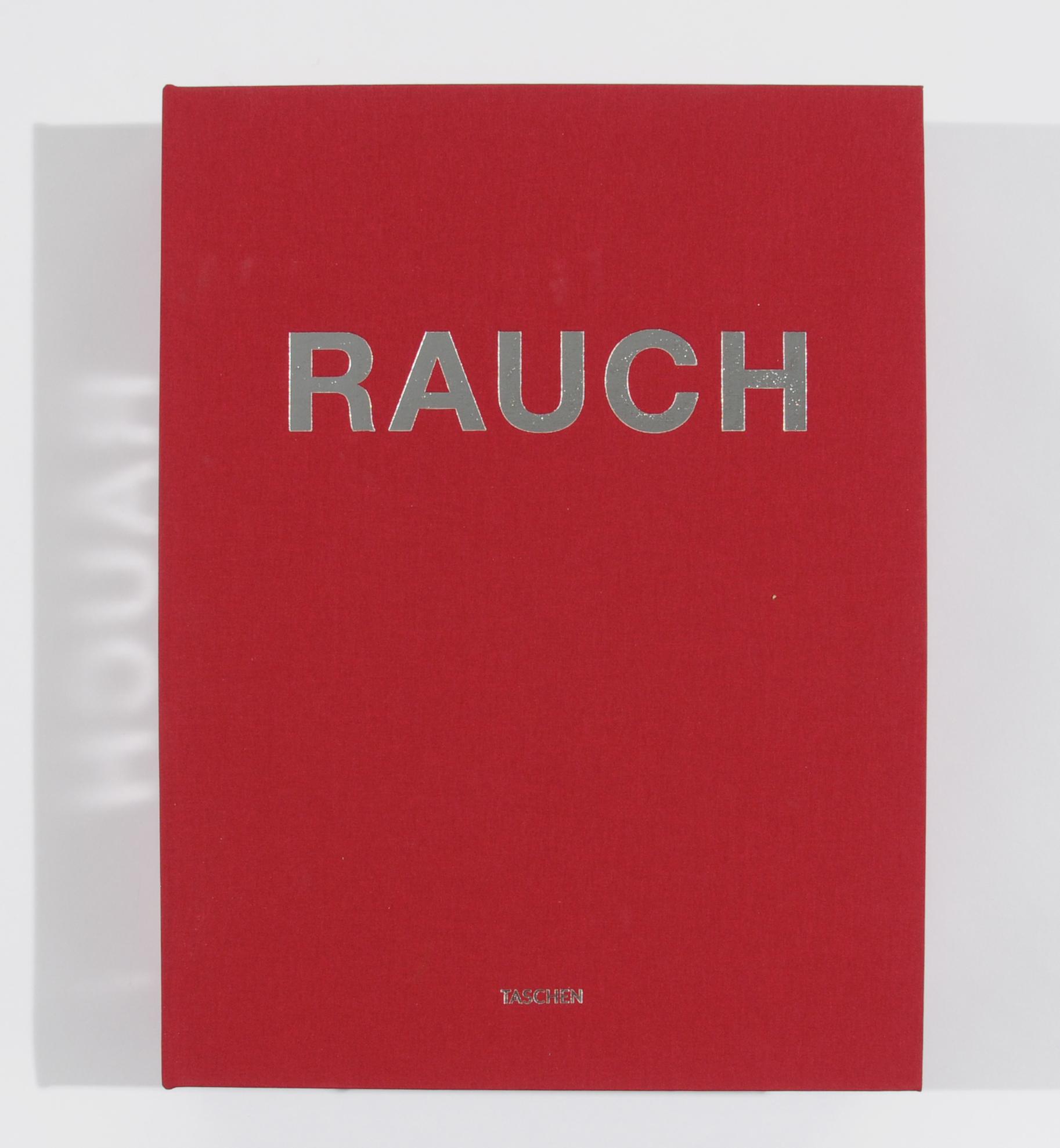 Rauch Neo, Book. Hans Werner Holzwarth. Rauch