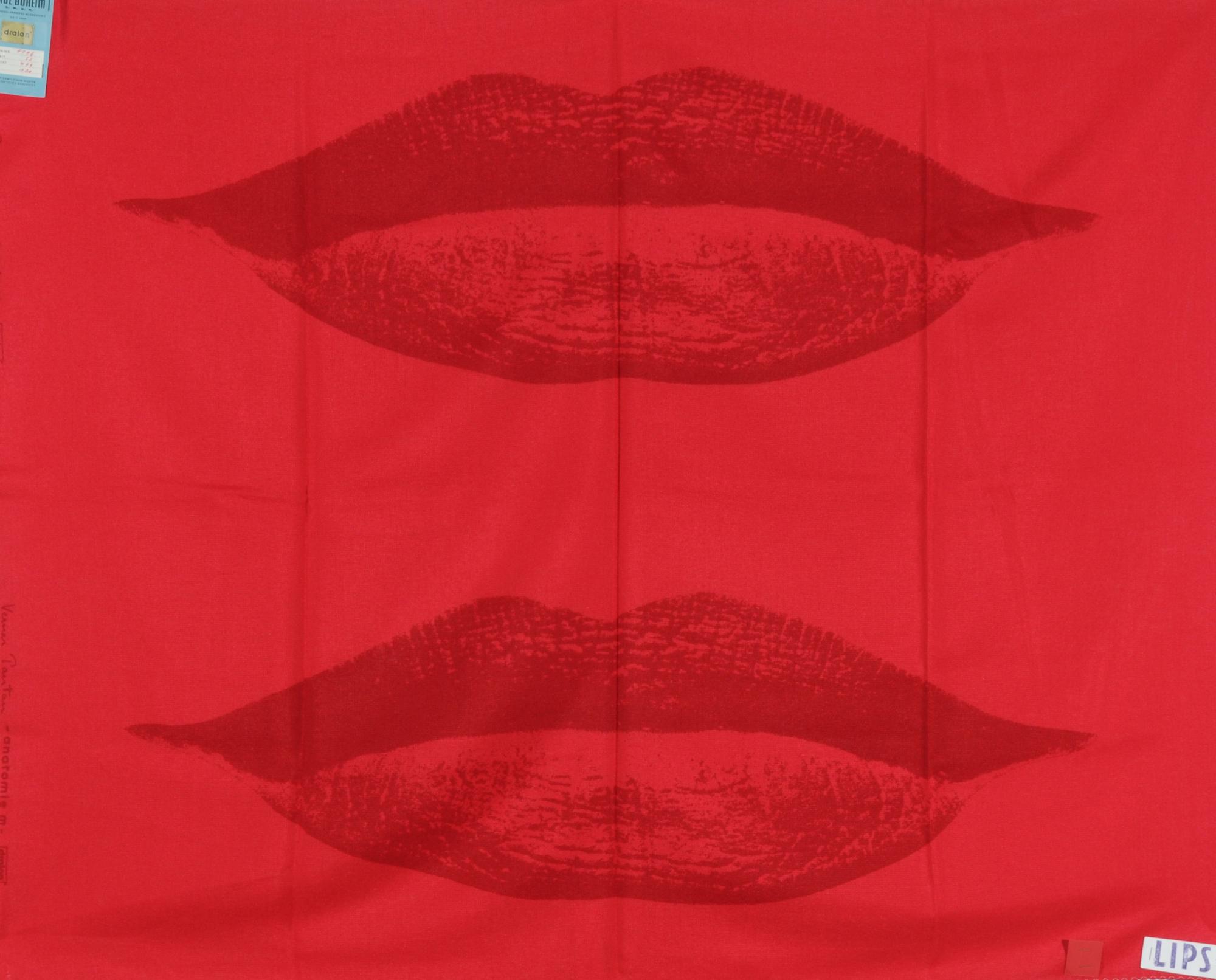 Panton Verner, Lips