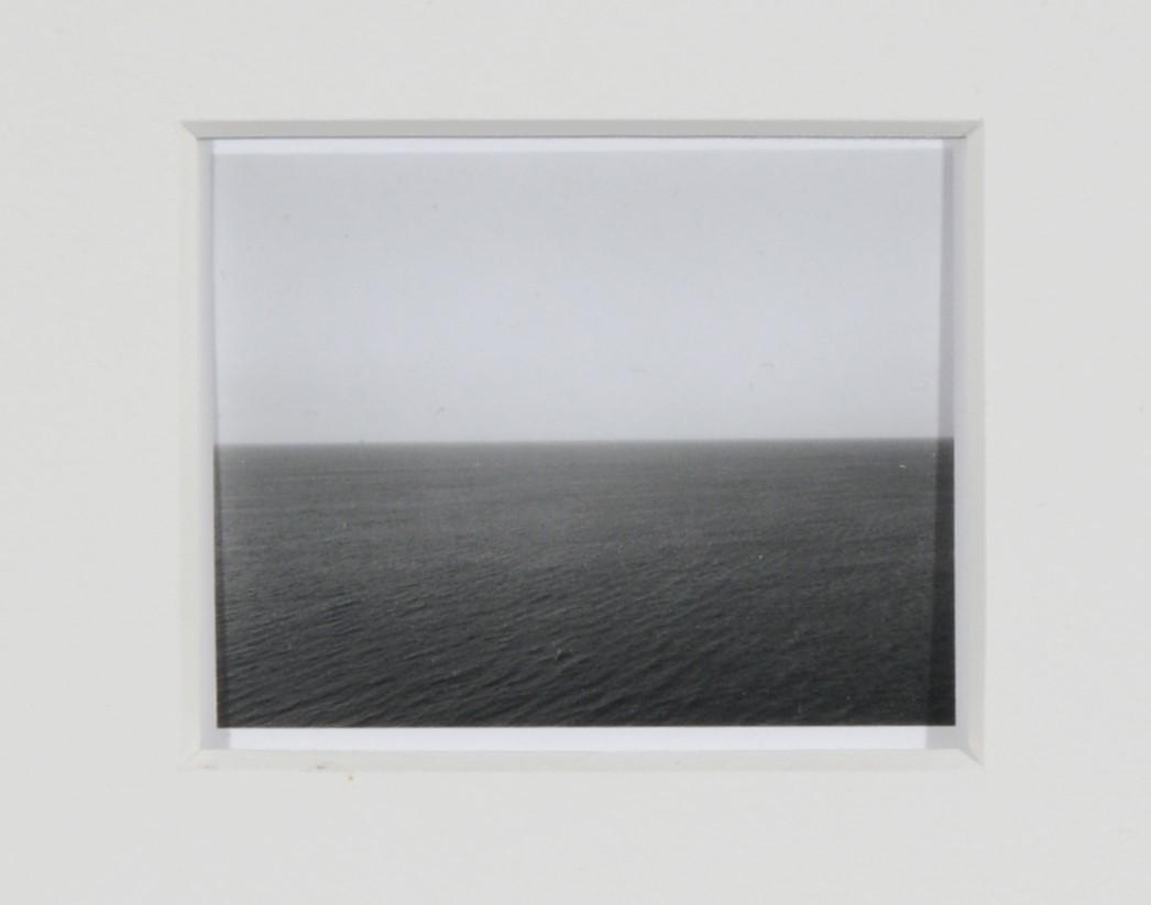 Sugimoto Hiroshi, Day Seascape, English Channel, Weston Cliff