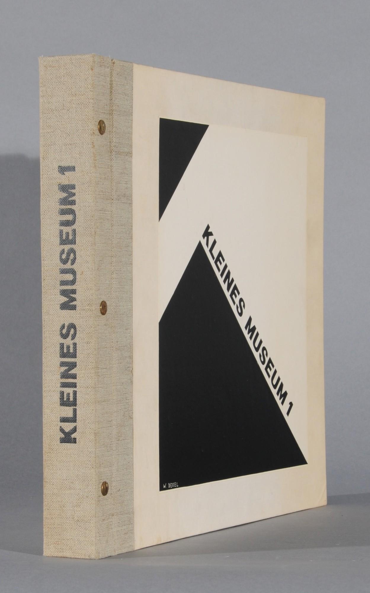 Portfolio, Book. Kleines Museum 1