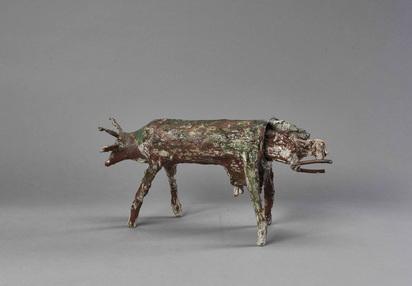 Kuh mit Kalb (Cow with Calf)