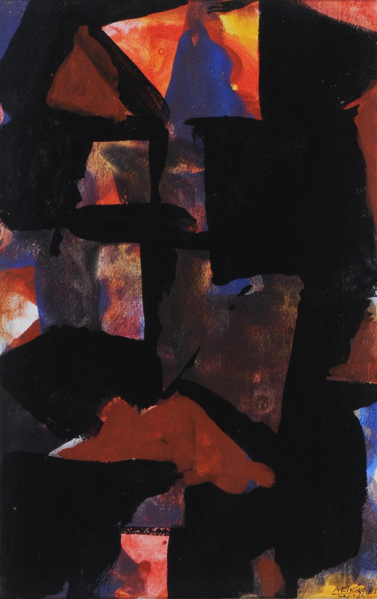 Arikha Avigdor, Composition
