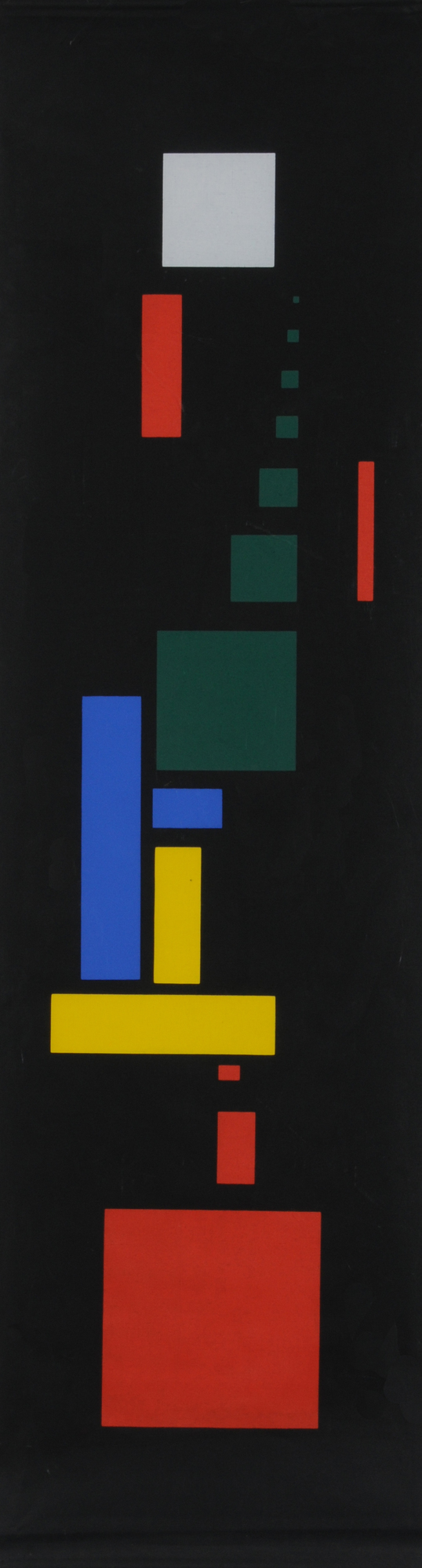 Richter Hans, Orchestration der Farbe