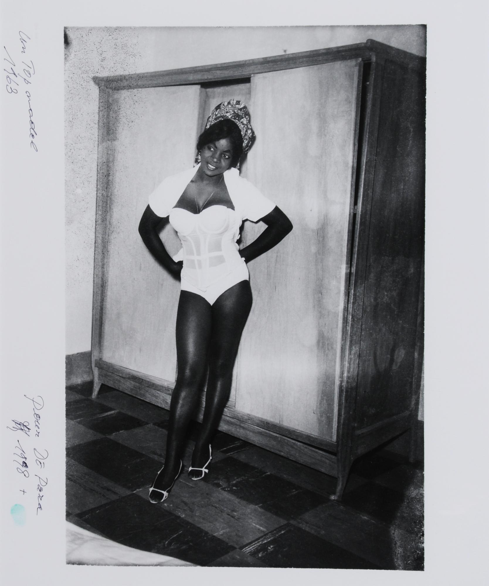 Depara Jean, Un Top Model