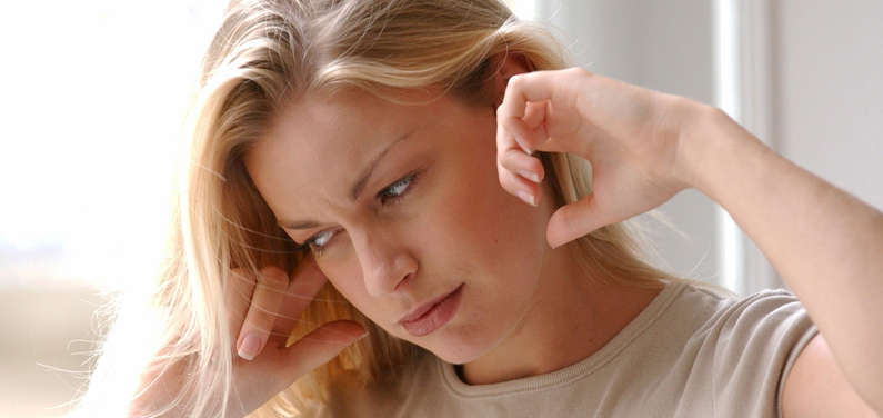 Knettergek van tinnitus
