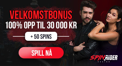 Spin Rider Casino bonus