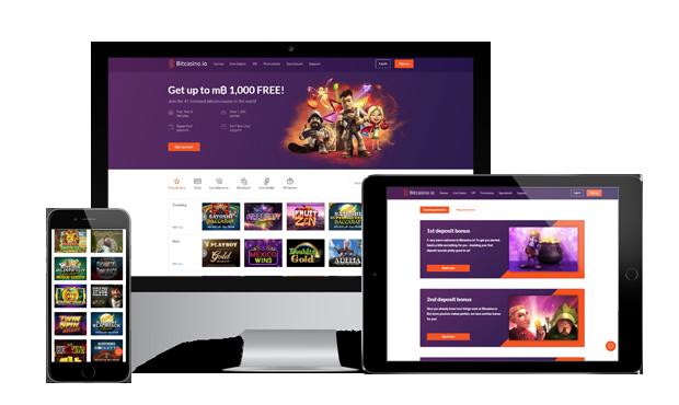 bitcasino.io casino website