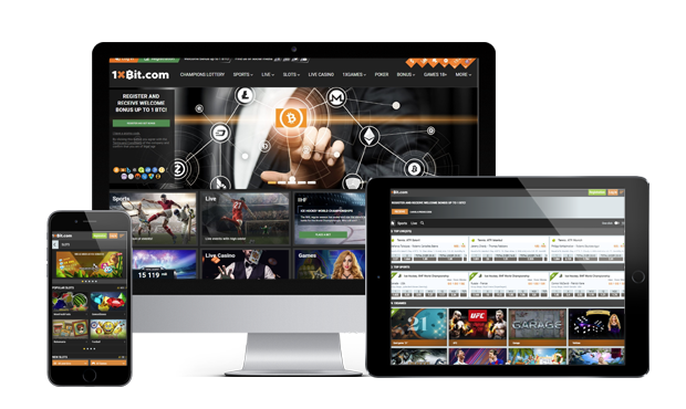 1xbit website