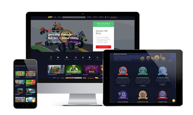 mbit casino website