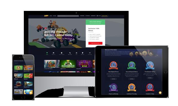 mbit casino website