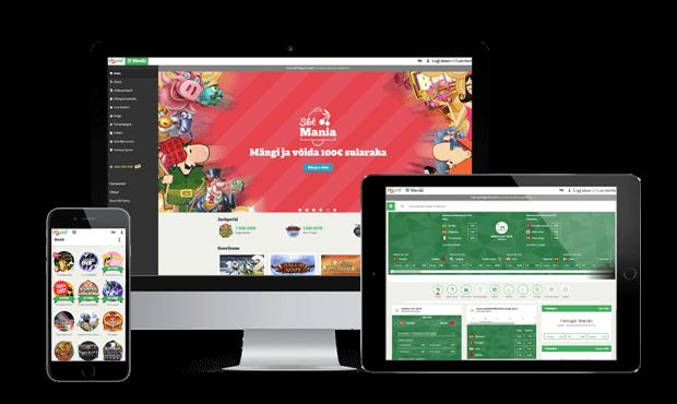 paf online kasiino ülevaade
