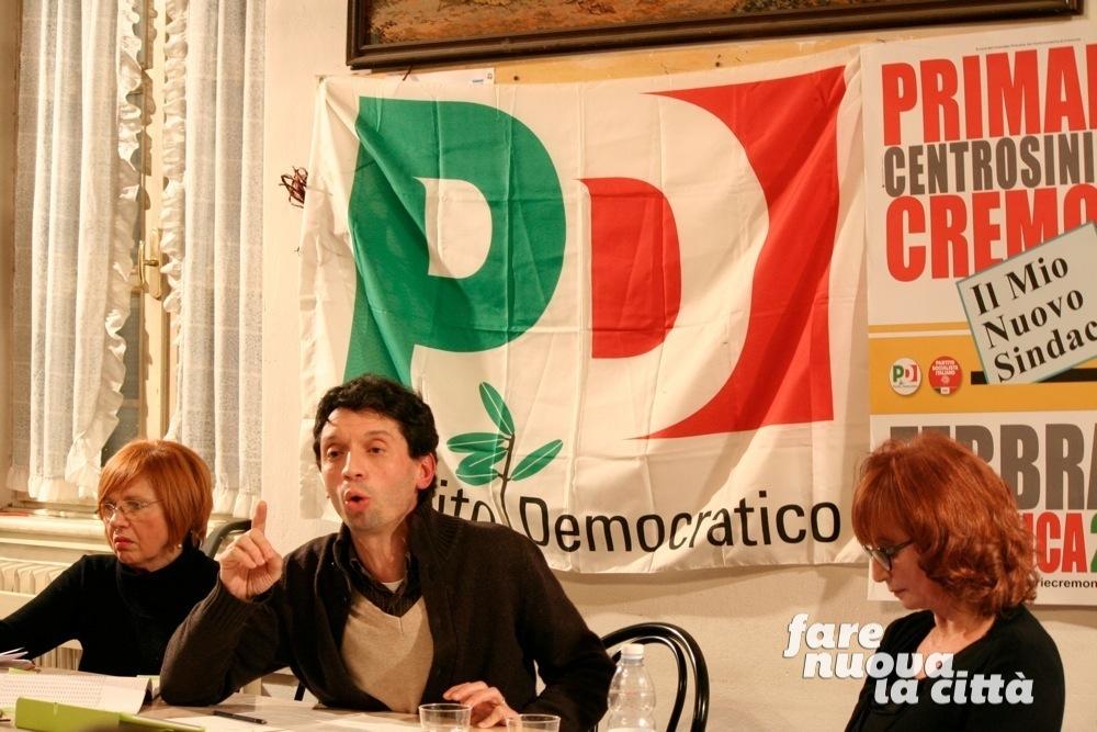 Galimberti al Pd Duemiglia <br/> &#8216;Concretezza e futuro&#8217;