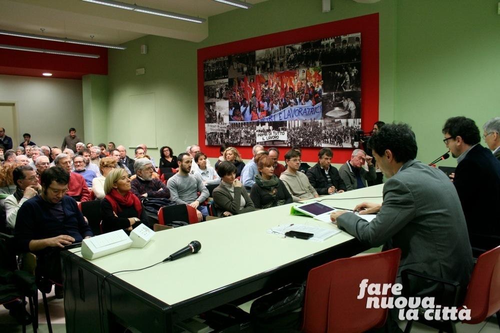 Galimberti all'assemblea Pd <br/> 'Incontro da costruire <br/> nella reciproca autonomia'