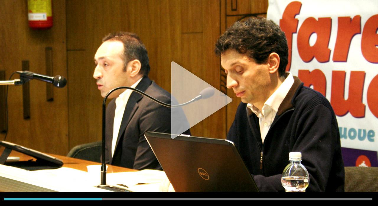 Conferenza stampa 8 gennaio, video completo (parte 1)