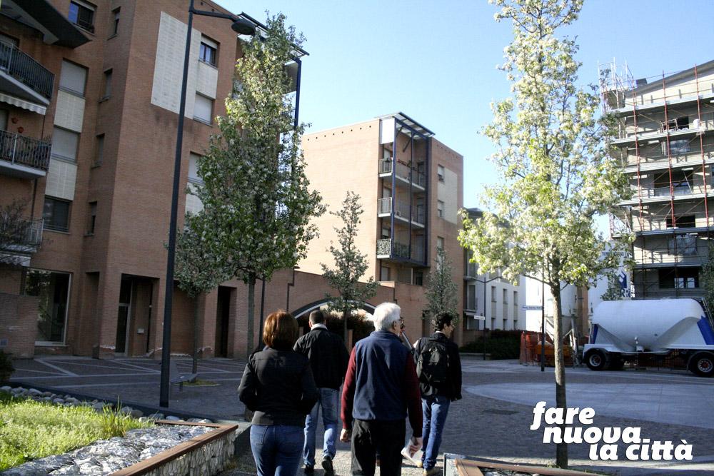 A Parco Fazioli un progetto condiviso: cittadini e quartiere coinvolti su sistemazione area e laboratorio di comunità