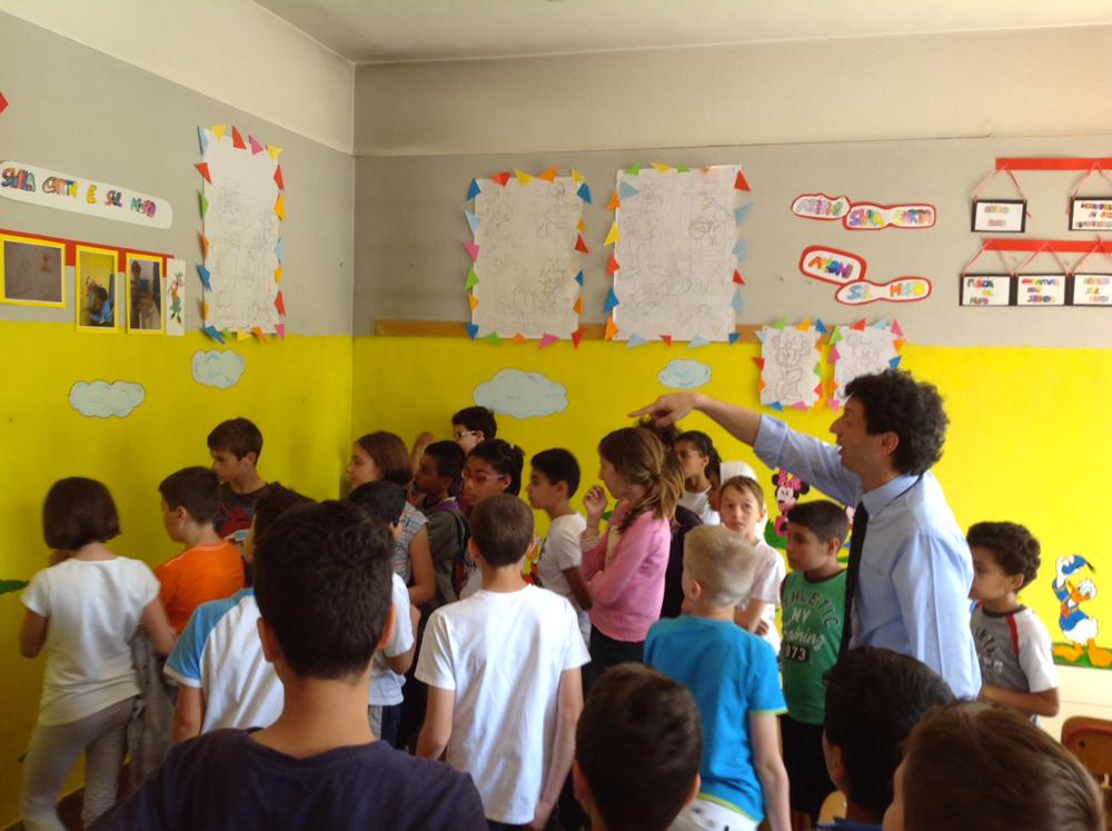 #scuolabenecomune, collaborazione tra Comune, scuole e volontari per interventi di piccola manutenzione