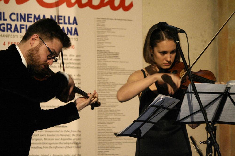 Giornata dell'Acqua: la nostra città protagonista alla Mole di Torino con Torriani e il Museo del Violino