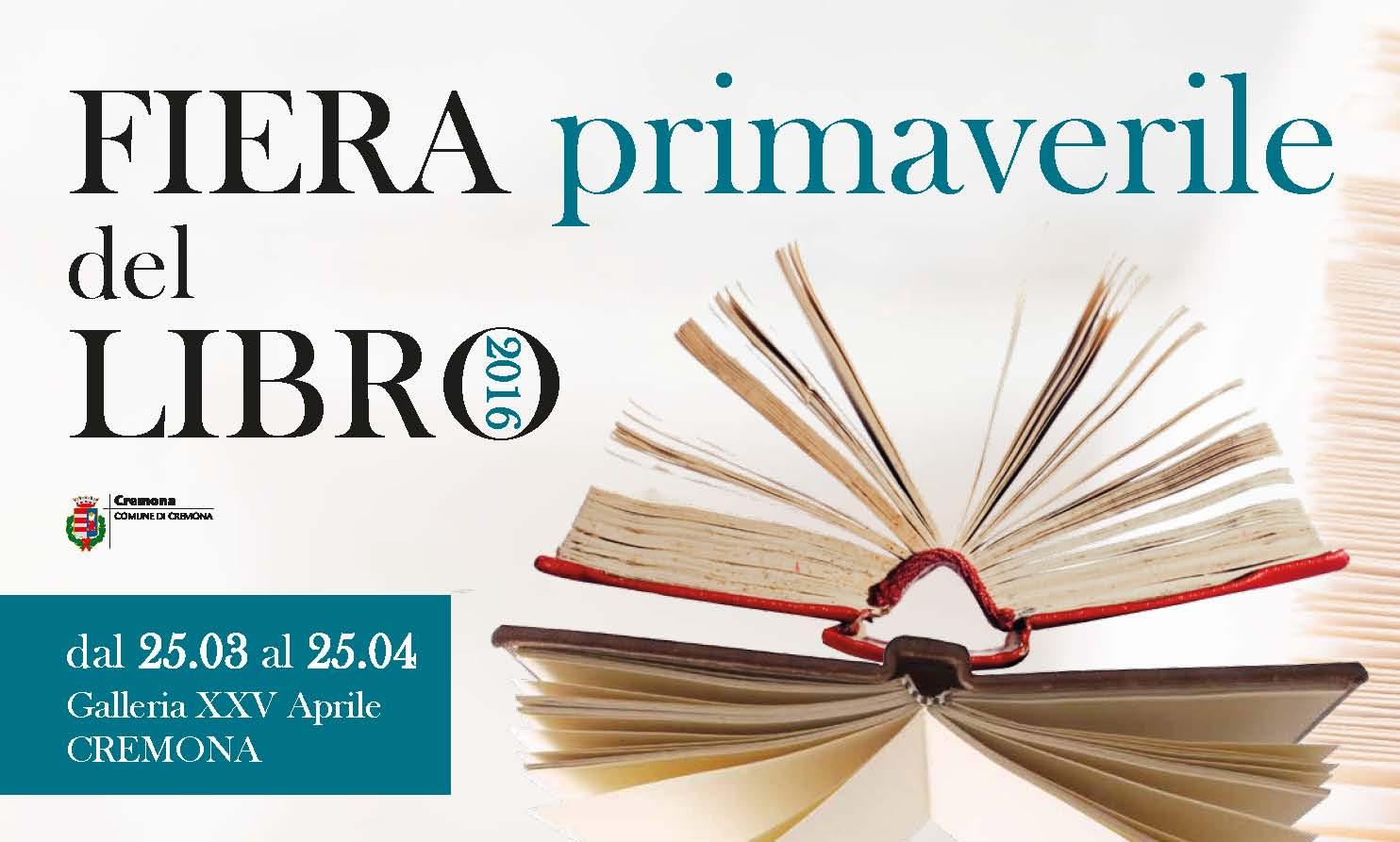 Il piacere della lettura: dal 25 aprile torna con una nuova formula la Fiera del Libro in Galleria