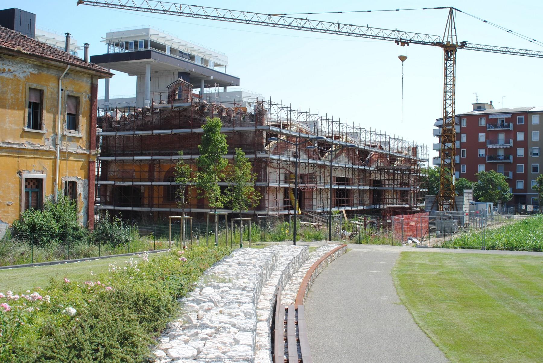 Ex Consorzio, dopo anni stiamo sbloccando la situazione dell'edificio degradato sulla via Mons. Assi