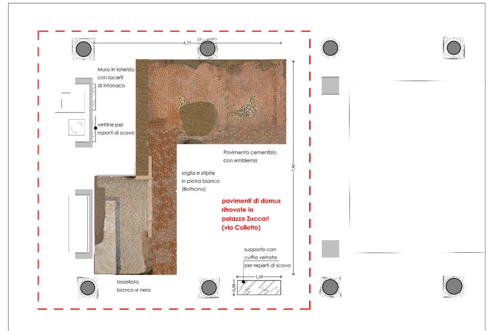 Una nuova domus romana: dal 4 novembre progetto cofinanziato dalla Regione