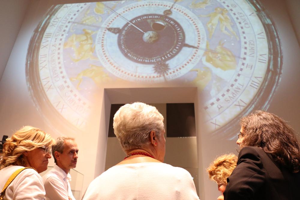 Torriani fa il pieno: in due mesi e mezzo oltre 10.300 visitatori per il Genio del Rinascimento