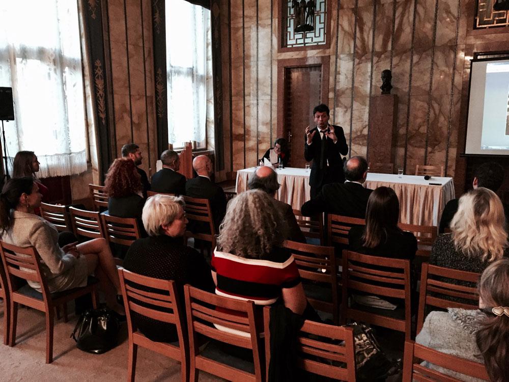 Con Stradivari e Monteverdi a Praga per progetti di cultura, turismo e sviluppo