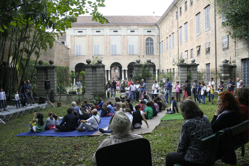 Il Grasselli rinasce. Cariplo finanzia il nostro progetto: spazi per masterclass musicali e per la storia della città