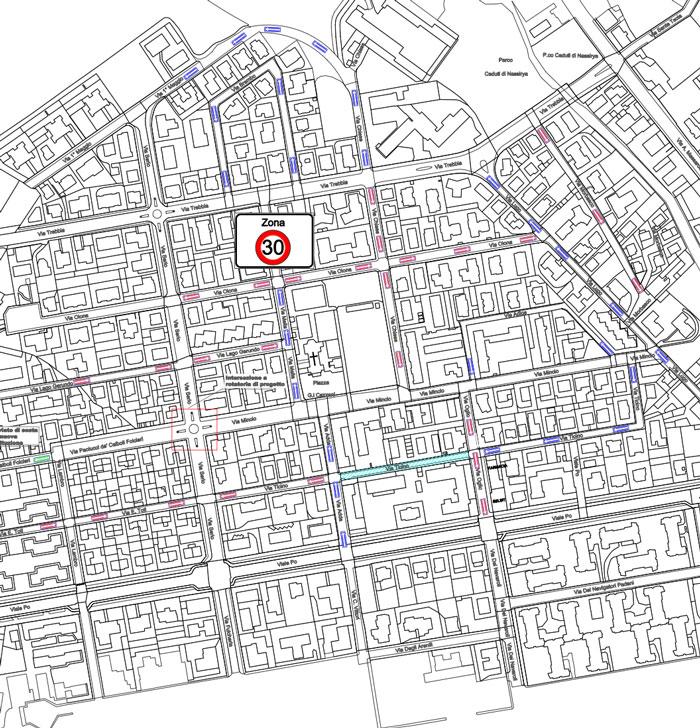 Sensi unici e zona 30 al quartiere Po: rispondiamo alla richiesta dei cittadini su viabilità e sicurezza
