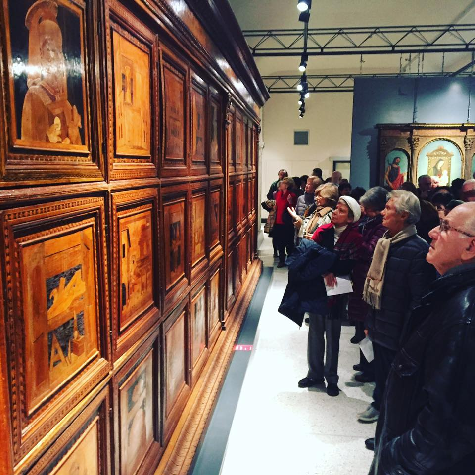 Nel 2016 cresce la Pinacoteca e boom di Torriani.Oltre 68mila presenze a mostre, musei civici e attività: +12,2% sul 2015