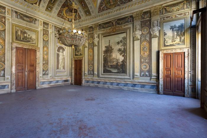 Palazzo Grasselli nel portale nazionale dell'Art Bonus: chi sostiene gli interventi gode di benefici fiscali