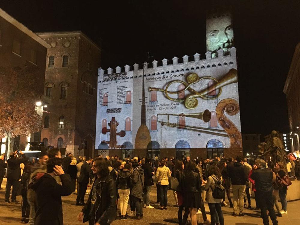 La mostra Monteverdi e Caravaggio e il percorso di luci e musica: via alle Celebrazioni Monteverdiane