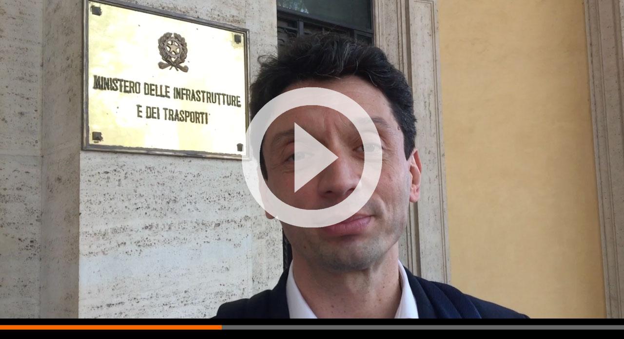 Incontro con Ministro Delrio, raddoppio linea ferroviaria per Milano è priorità