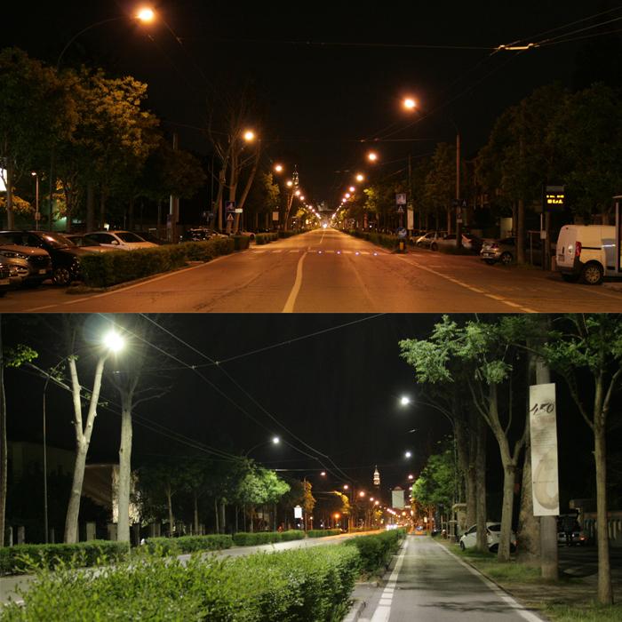 Nuova luce al quartiere Po. Abbiamo approvato il progetto di Citelum: sostituiamo 973 punti luce con corpi illuminanti a LED
