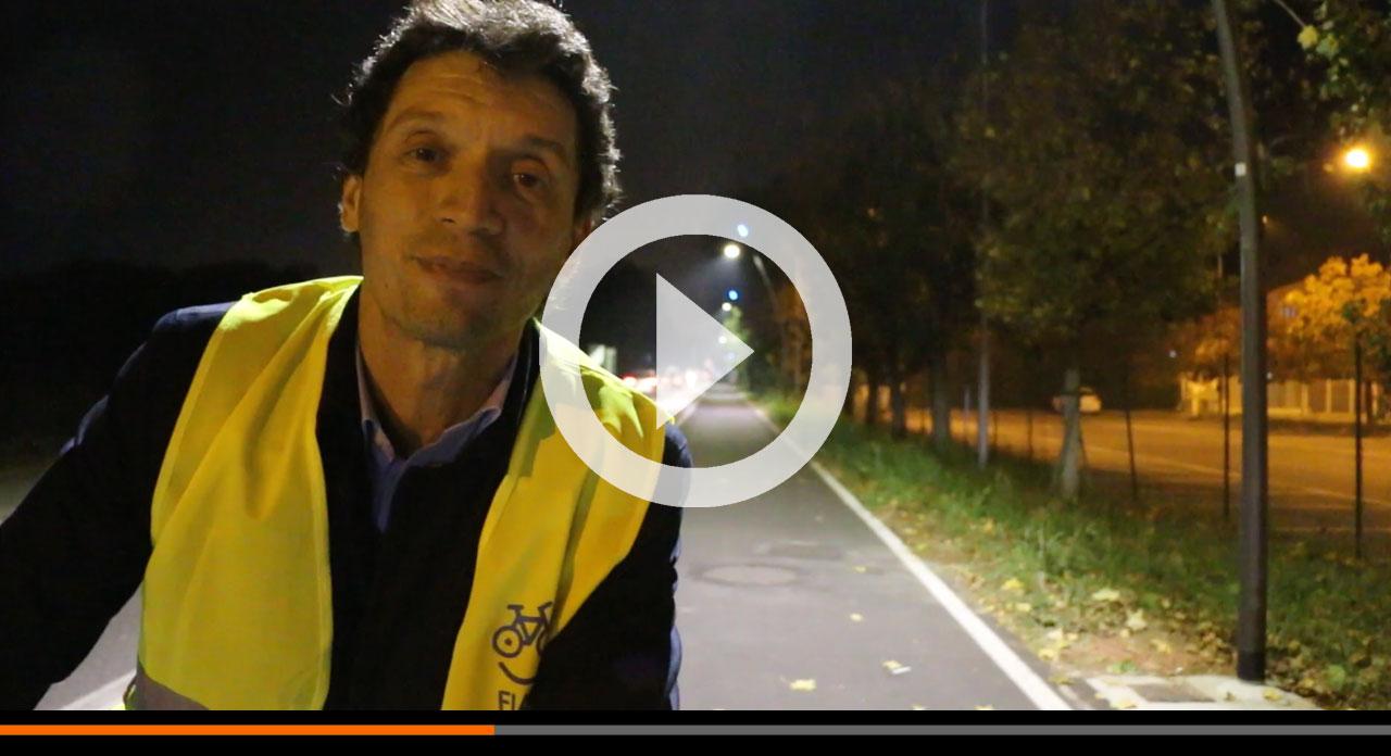 Inaugurata la pista ciclabile Cremona-Cavatigozzi: sicura e illuminata!
