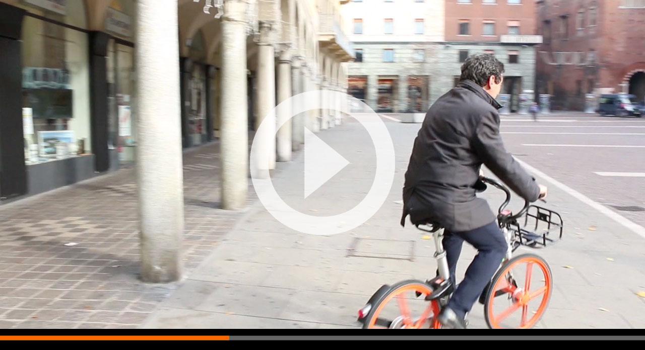 MoBike a Cremona: in tre settimane 2mila utenti e 3mila chilometri. Modalità di spostamento innovativa e sostenibile