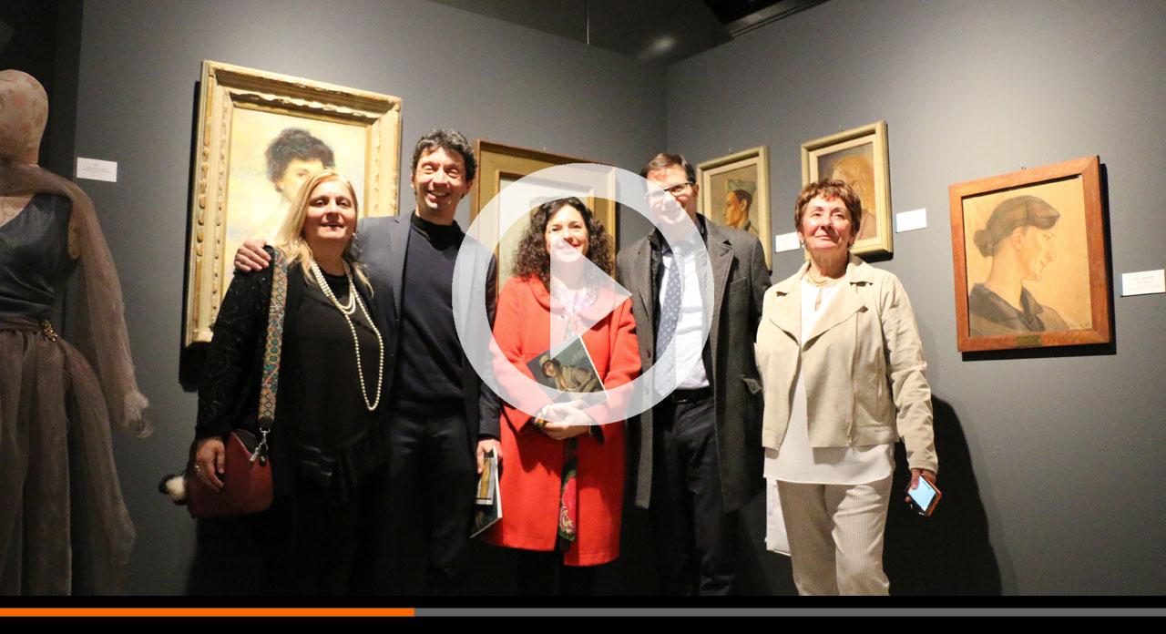 Sguardi dal '900: fino al 1 luglio mostra in Pinacoteca. Una riscoperta della storia della città e delle persone!
