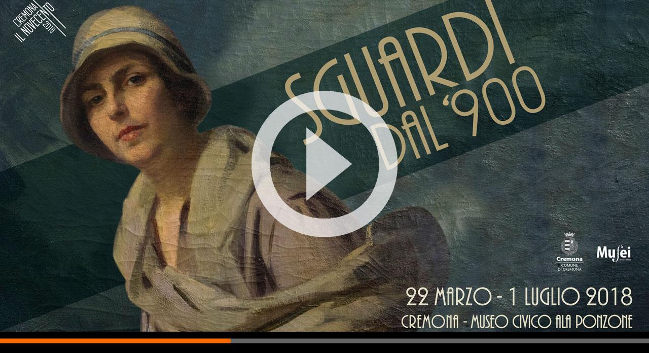 Sguardi dal '900 in Pinacoteca: un'altra mostra al Museo Civico. Continuiamo a valorizzare il nostro patrimonio!