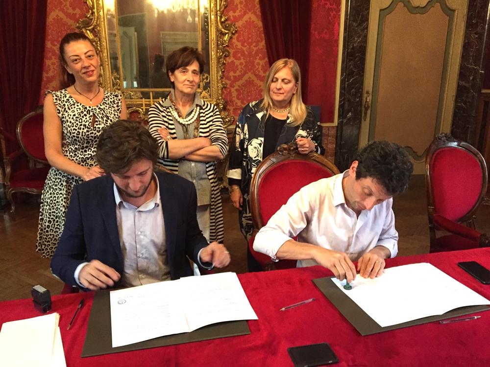 Memorial basket Telli e Festival Tanta Robba: firmato il protocollo con Gli Amici di Robi