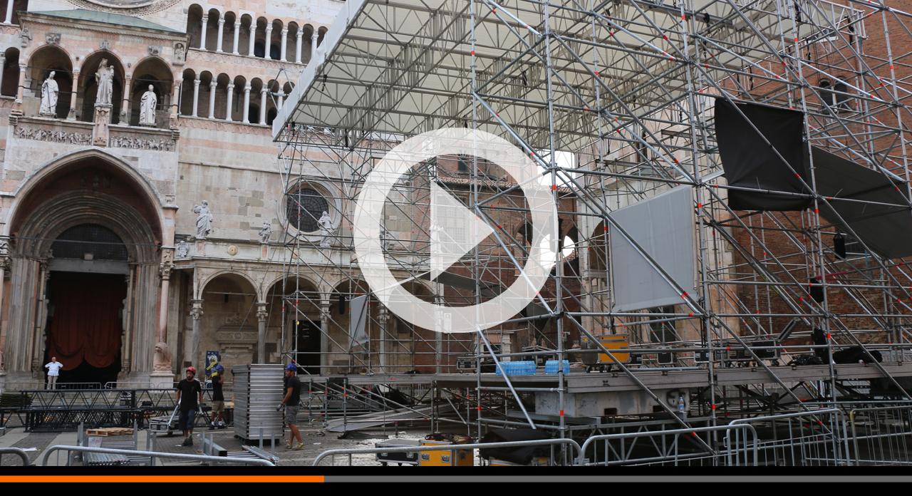 Successo per i concerti in piazza del Comune. Acquedotte continua e lavoriamo al programma 2019!