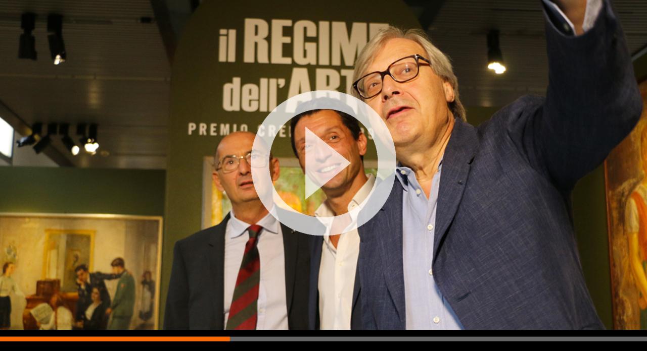 Premio Cremona, una mostra coraggiosa che scommette sull'intelligenza per una società radicata nella Costituzione!