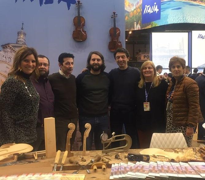 Cremona ha incontrato Madrid tra genio, liuteria e buon cibo