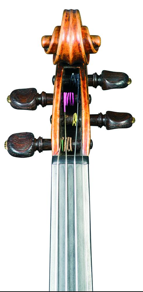Quattro strumenti storici del Museo del Violino nella Banca internazionale del suono