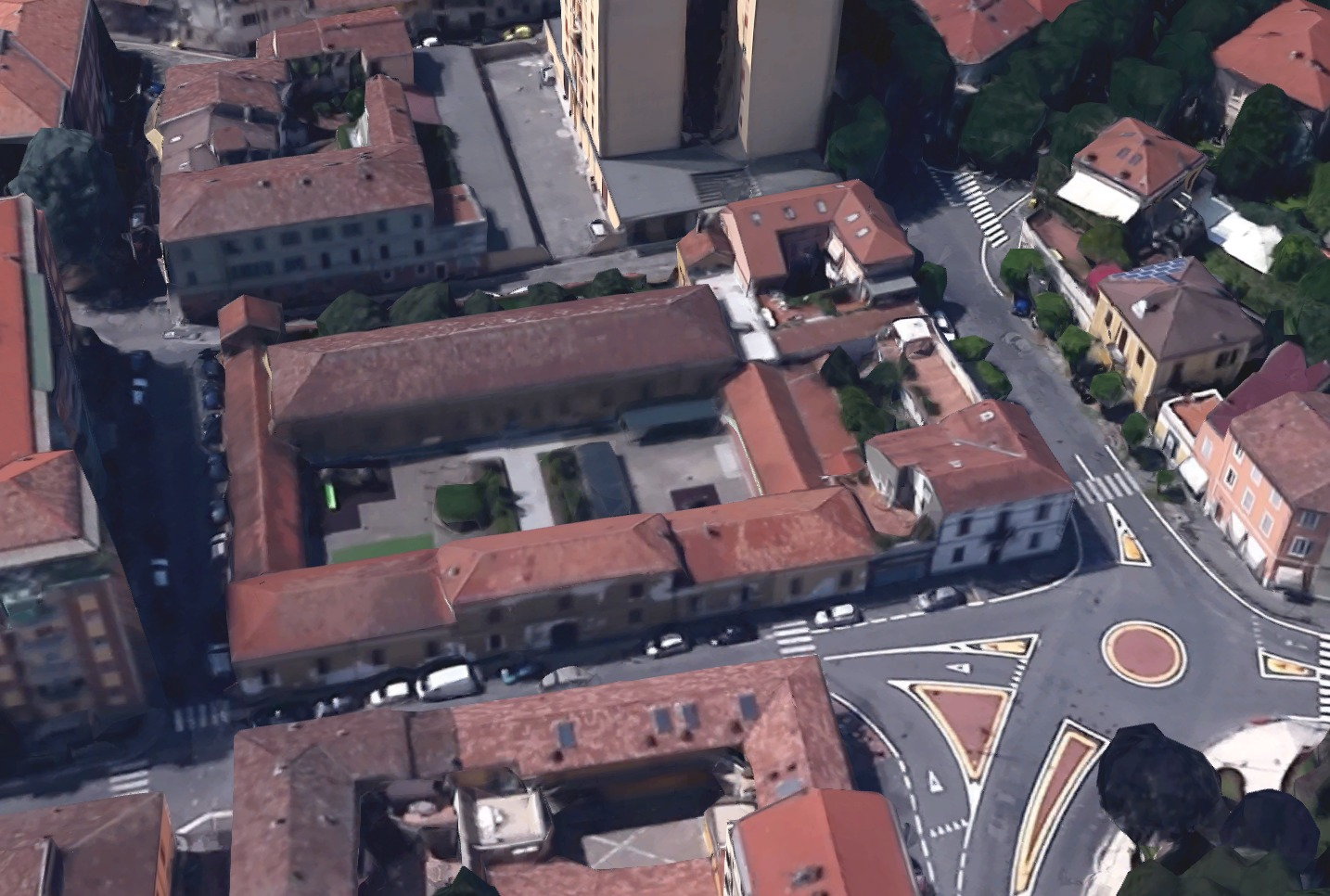Scuola Infanzia Castello, via ai lavori di manutenzione del tetto