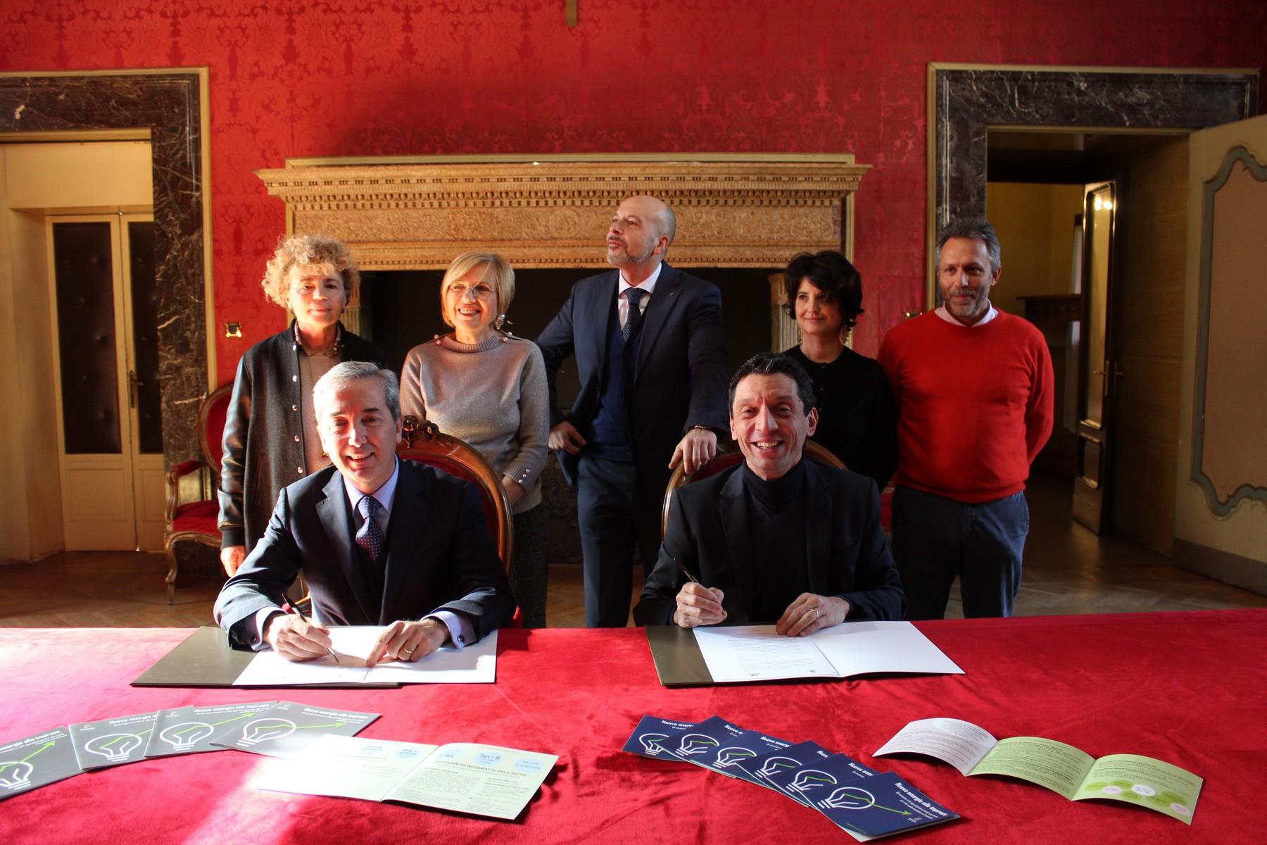 Con la Banca di Piacenza contributi per chi ripristina il decoro delle facciate