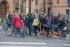 Pista ciclabile in viale T. Trieste (18 del Biciplan)